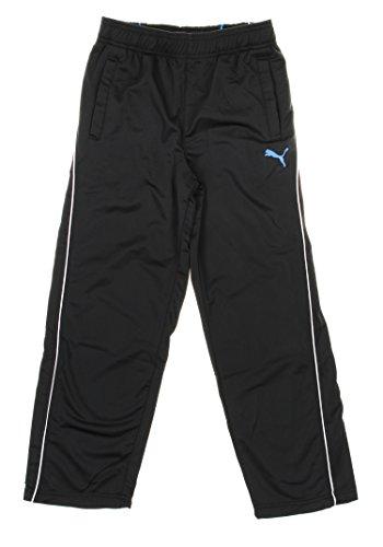 Puma Youth Big Boys Pure Coat Track Pant (Large (14/16), Sky Blue)