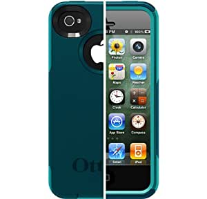 Otterbox Commuter Case for iPhone 4 / 4S - Deep Teal/Light Teal