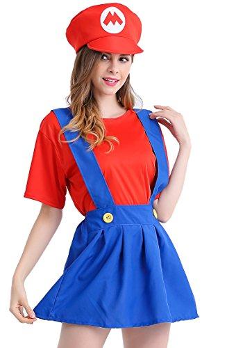 Zooma (Mario And Luigi Costumes For Women)