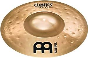 """Meinl Cymbals CC20EMR-B Classics Custom Extreme Metal 20"""" Brilliant Ride"""