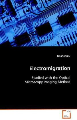 Electromigration: Studied With The Optical Microscopy Imaging Method