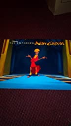 Disney\'s the Emperor\'s New Groove ( Exclusive Disney Lithograph Portfolio w/ 4 Lithographs)