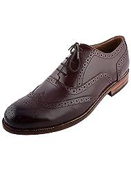 D.Desire Men's Leather Formals & Lace-Up Flats - B00Y1ENZGC