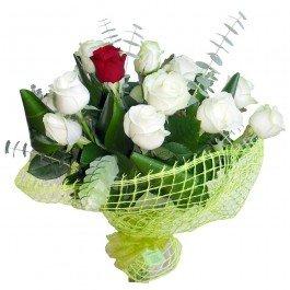 martisoare-13-rose-confezione-da-12-colore-bianco-e-rosso-fiori-freschi-spedizione-a-domicilio
