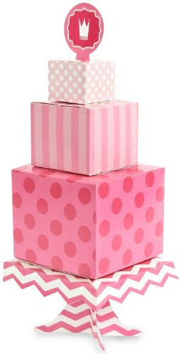 Birthday Express - Pink! Centerpiece Cake