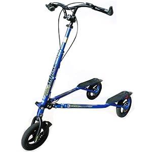 Trikke T12 Roadster Scooter, Blue