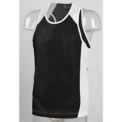 Tombo Teamsport Colours Mens Sports Running Sleeveless Vest Top S,M,L by Tombo Teamsport