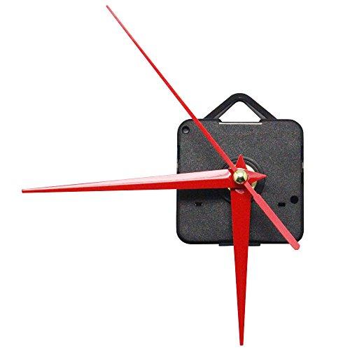 selftek-quartz-clock-movement-mechanism-repair-simple-diy-tool-kit-with-red-hands-replacement