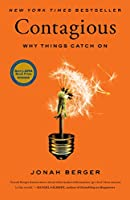 Contagious: Why Things Catch On Front Cover