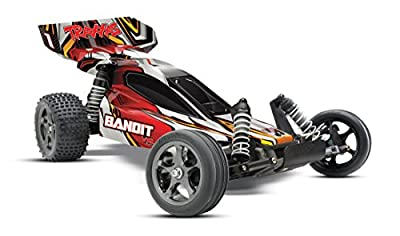Traxxas RTR 1/10 Bandit VXL 2.4GHz with 7 Cell Battery and Charger