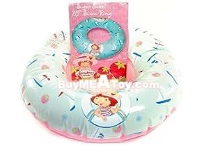Strawberry Shortcake 20 Swim Ring Toys Games