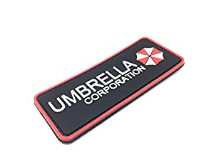 "Patch PVC Airsoft Velcro ""Umbrella Corporation"""