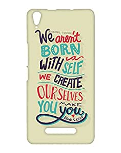 Crackndeal Back Cover for Micromax Canvas Juice 3 Plus