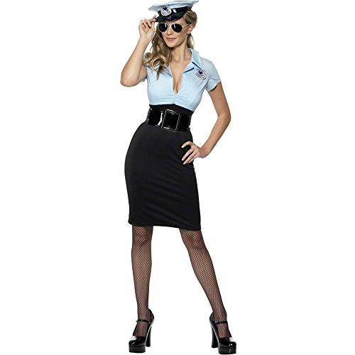 Police Cadet Adult Costume