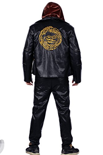 Killer-Croc-Jacket-Deluxe-Black-PU-Suit-Coat-Pants-Mens-Cosplay-Costume-Xcoser