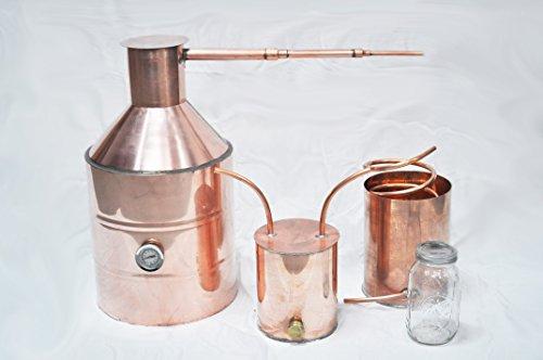 5 Gallon Copper Moonshine Still (Home Distiller compare prices)