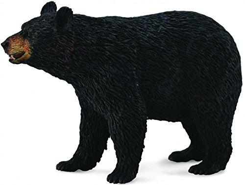 Collect A Wild Life American Black Bear Toy Figure