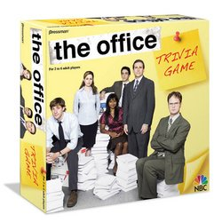 The Office Trivia board game!