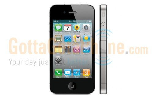 Apple iPhone 4 16GB Black AT&T [Non-retail Packaging] Reviews