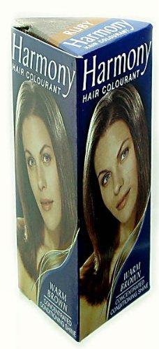 HARMONY HAIR COLOURANT RUBY WARM BROWN - 17 ML