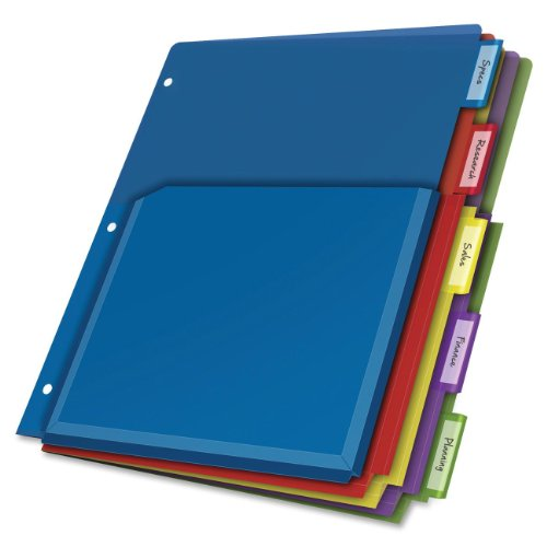 cardinal-expanding-pocket-poly-divider-5-tab-multi-color-84012cb