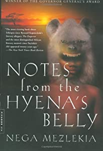 "Cover of ""Notes from the Hyena's Belly: A..."