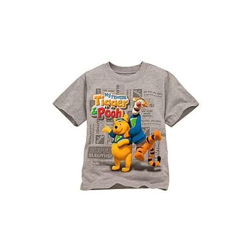 Disney Tigger & Pooh Tee for Toddlers
