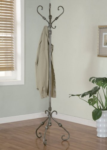 Garden District Scroll Coat Rack - Powell Furniture - 941-274