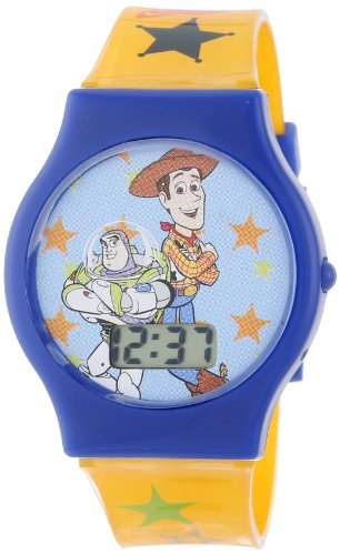 Dach Toy Story : Disney kids ty toy story watch with yellow plastic