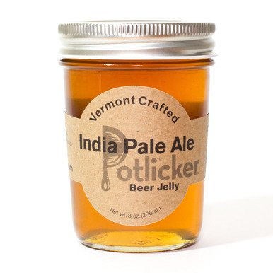 India Pale Ale IPA Beer Jelly Vermont Crafted (Beer Jelly Jam compare prices)
