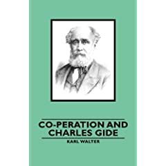 Co-peration And Charles Gide