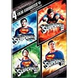 Superman - 4 Grandi Film (4 Dvd)di Marlon Brando