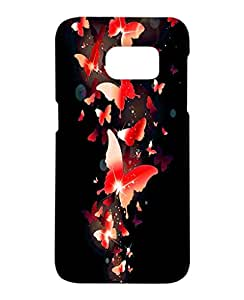 Crackndeal Back Cover for Samsung Galaxy S7