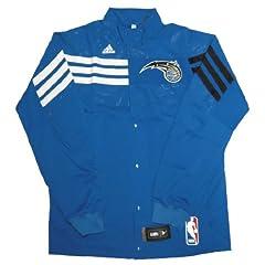 NBA Orlando Magic 2011-12 Team Issued Adidas Home Warm-up Jacket by adidas