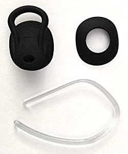 set oem eargels earhook for jabra style bluetooth headset ear hook ear loop e. Black Bedroom Furniture Sets. Home Design Ideas