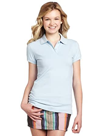 Dickies Juniors' Short-Sleeve Pique Polo Shirt at Amazon