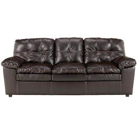 Flash Furniture Jordon Sofa, Java Dura Blend