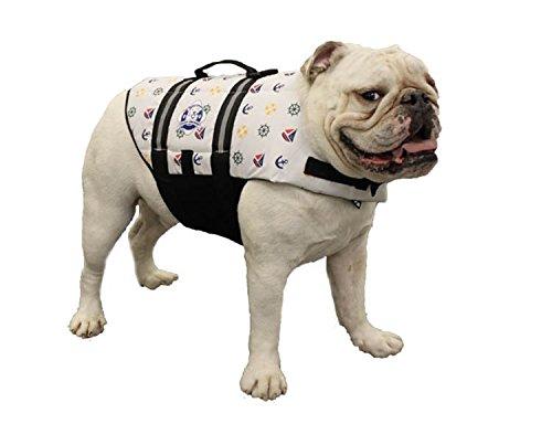 Artikelbild: Paws Aboard Doggy Life Jacket Medium-Nautical Dog