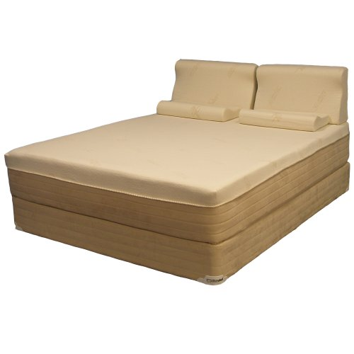 Strobel Organic Supple-Pedic Lever-Bed 600 Cal King Mattress Only