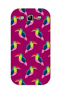 ZAPCASE PRINTED BACK COVER FOR SAMSUNG GALAXY S3 NEO