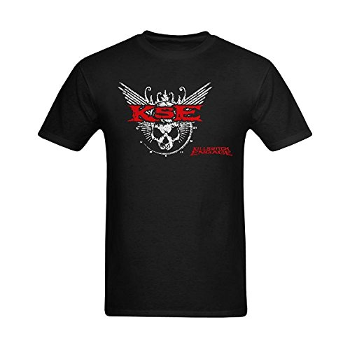 Men's Killswitch Engage Band Logo Art Design T-Shirt