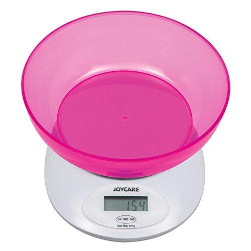 Balance de cuisine Joycare rose JC-402P