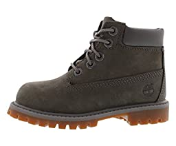 Timberland 6 Inch Classic Prm Boots Toddler\'s Shoes Size 8
