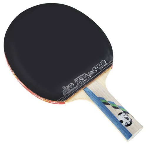 DHS Table Tennis Racket #TS6002, Ping Pong Paddle, Table Tennis Racquets   Shakehand