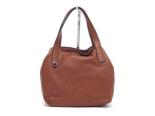 Coccinelle borsa donna a spalla, Mila XY0-110201, pelle cuoio A6102
