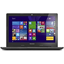 Lenovo G50-80 80E502UKIN 15.6-inch Laptop (Core i5-5200U/4GB/1TB/AMD Radeon R5 M330 Graphics/Windows 10) Black (Without Bag)