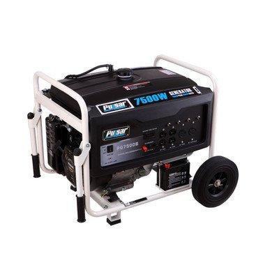 41xQxS5JH3L. SL500  Pulsar PG7500B Duel Fuel Generator, 7500 watt