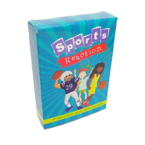 Sports Reaction - Perfect Stocking Stuffer for Sports Fans!