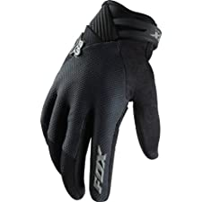 Fox Head Men's Reflex Gel Glove Black Medium