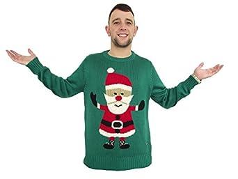 Crazy Granny Simply Santa Ugly Christmas Sweater